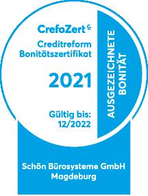 Crefo Zertifikat